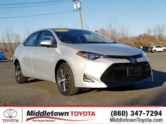 Used 2019 Toyota Corolla in Middletown, CT