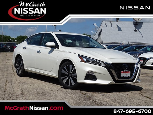 2020 Nissan Altima 2.5 SL 2.5 SL Sedan Regular Unleaded I-4 2.5 L/152 [0]