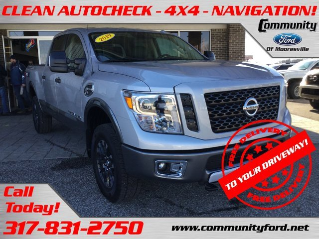 Used 2019 Nissan Titan XD in Bloomington, IN