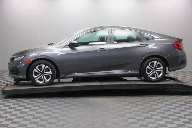 Used 2018 Honda Civic Sedan LX CVT