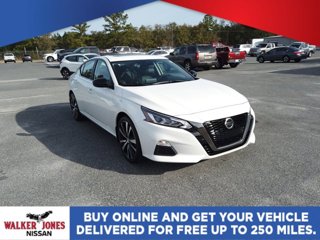 New 2020 Nissan Altima in Waycross, GA