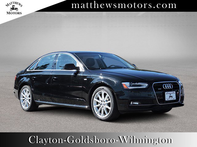 Used 2016 Audi A4 2.0T in , NC
