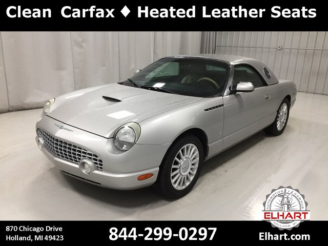 Used 2004 Ford Thunderbird in Holland, MI