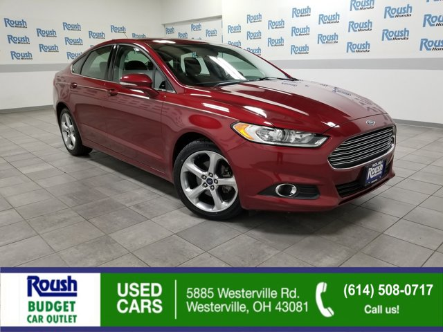 Used 2015 Ford Fusion in Westerville, OH