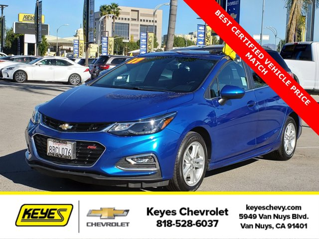 Used 2017 Chevrolet Cruze in , CA