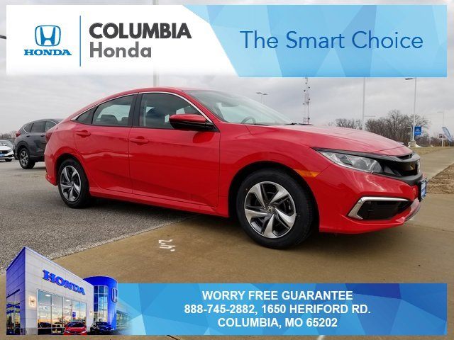 New 2019 Honda Civic Sedan in , MO