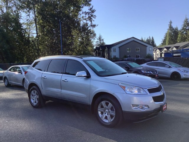 Used 2011 Chevrolet Traverse AWD 4dr LT w-2LT