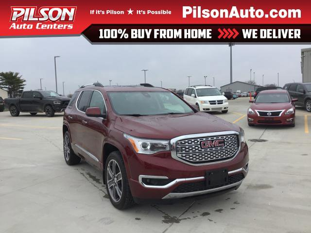 Used 2017 GMC Acadia in Mattoon, IL