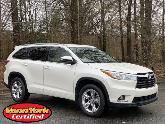 Used 2015 Toyota Highlander in High Point, NC