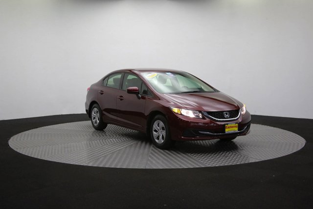 2015 Honda Civic for sale 124565 44