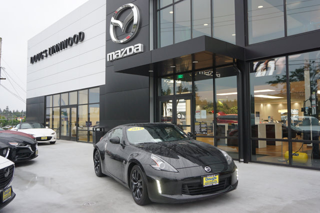 Used 2019 Nissan 370Z Coupe Auto