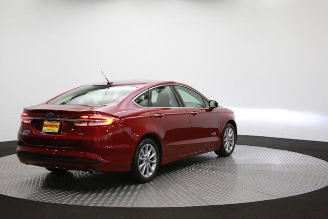 2017 Ford Fusion Energi for sale 122753 34