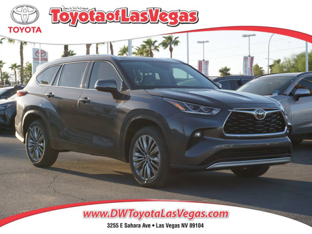 2020 Toyota Highlander Platinum Platinum FWD Regular Unleaded V-6 3.5 L/211 [0]