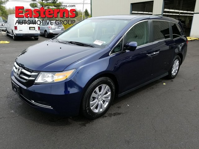 2017 Honda Odyssey SE Entertainment Mini-van, Passenger