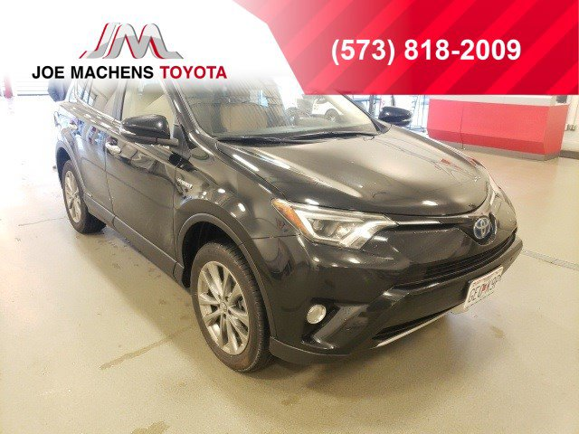 Used 2017 Toyota RAV4 Hybrid in Columbia, MO