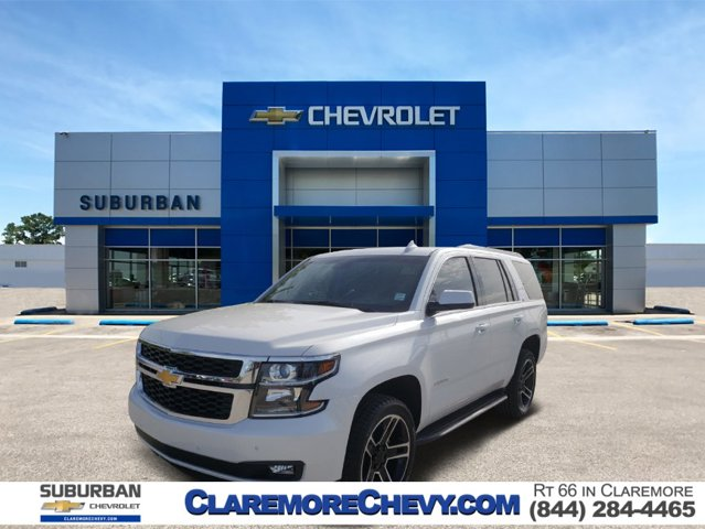 New 2019 Chevrolet Tahoe in Claremore, OK