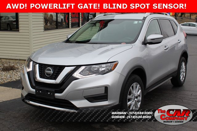 Used 2019 Nissan Rogue in Warsaw, IN