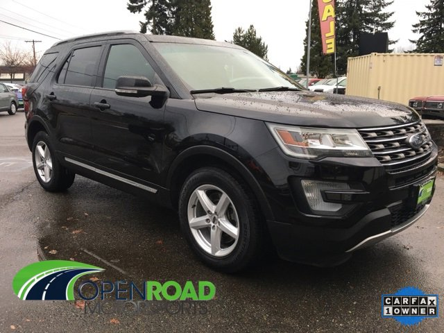Used 2016 Ford Explorer in Marysville, WA