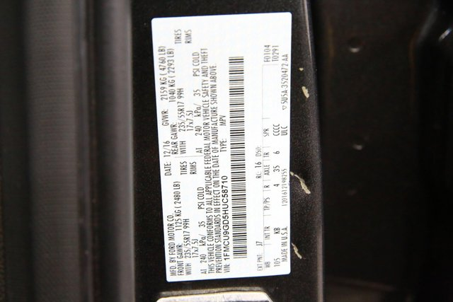 2017 Ford Escape for sale 122500 31