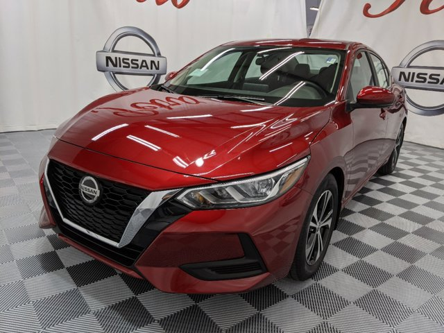 New 2020 Nissan Sentra in Hattiesburg, MS