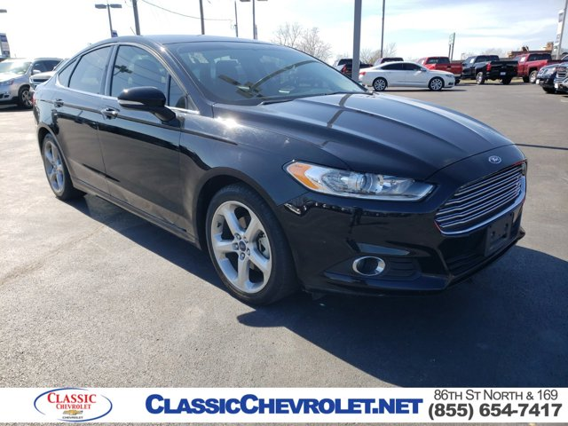 Used 2016 Ford Fusion in Owasso, OK