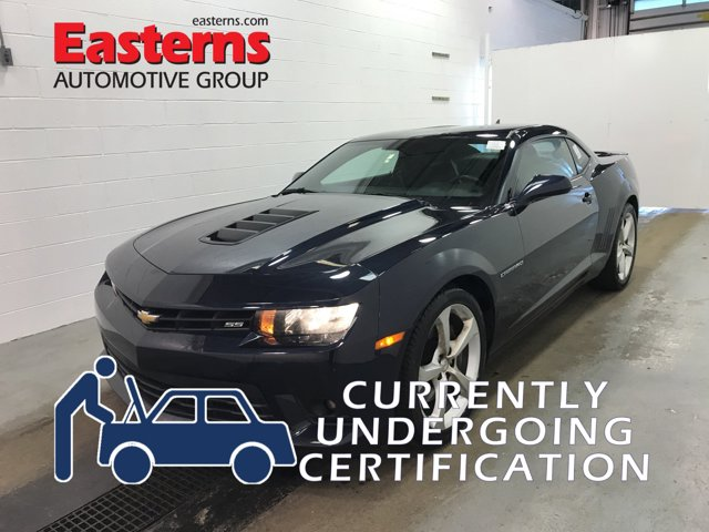 2015 Chevrolet Camaro SS Manual 2dr Car