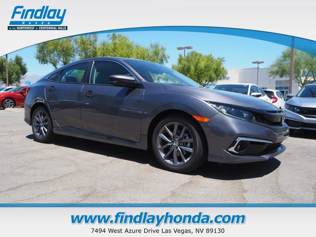New 2019 Honda Civic Sedan in Las Vegas, NV