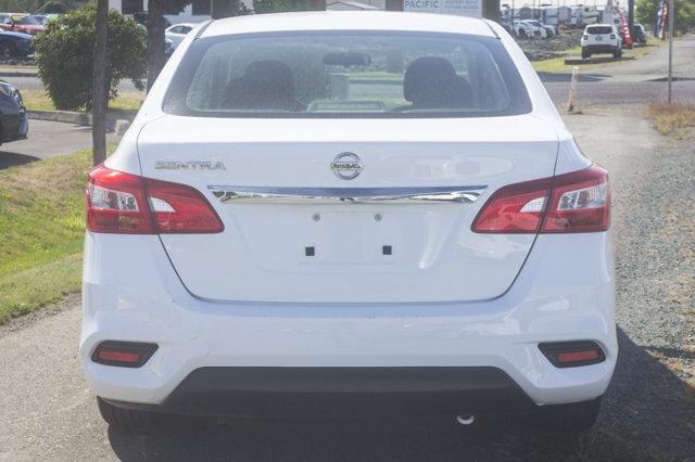 Used 2017 Nissan Sentra S CVT