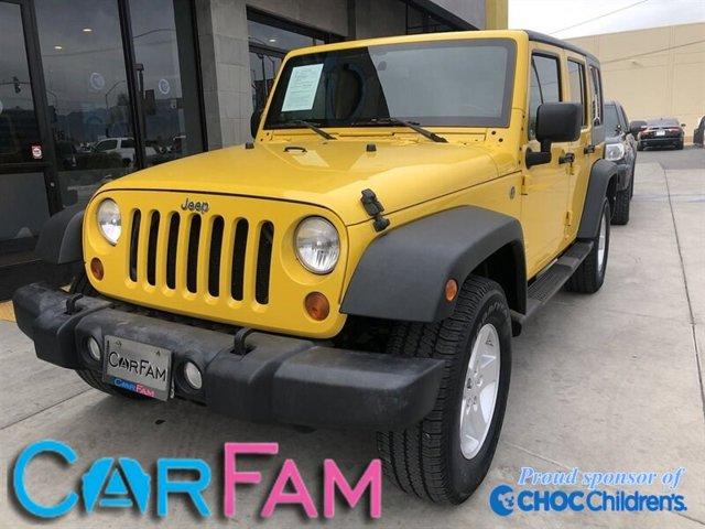 Used 2008 Jeep Wrangler in Rialto, CA