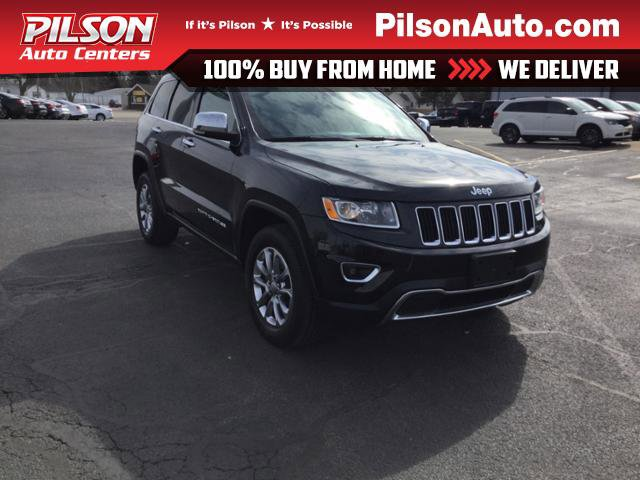 Used 2016 Jeep Grand Cherokee in Mattoon, IL
