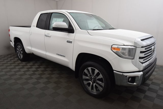 New 2020 Toyota Tundra Limited Double Cab 6.5' Bed 5.7L