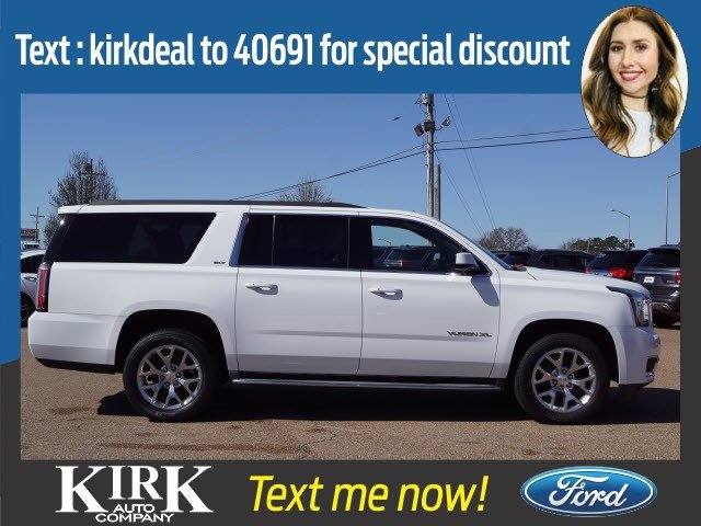 Used 2015 GMC Yukon XL in Grenada, MS