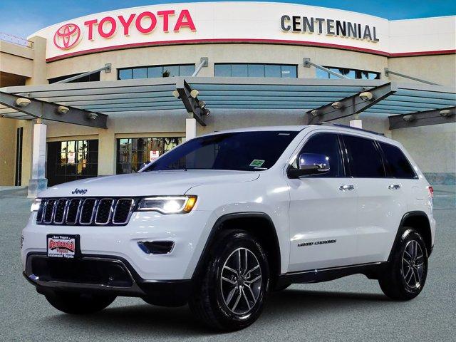 Used 2019 Jeep Grand Cherokee in Las Vegas, NV