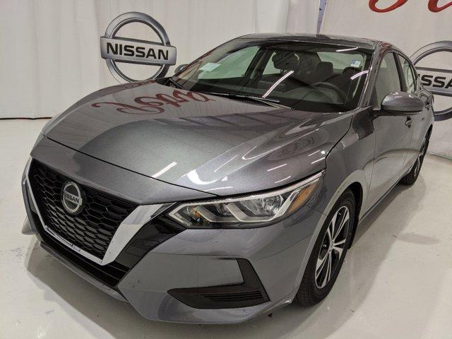 New 2020 Nissan Sentra in Hattiesburg, MS