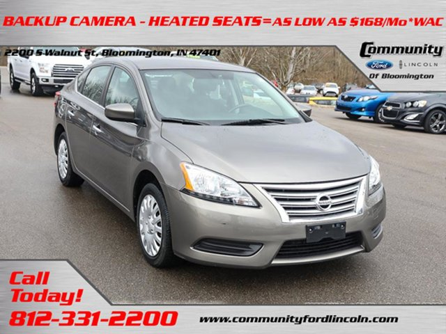 Used 2015 Nissan Sentra in Bloomington, IN