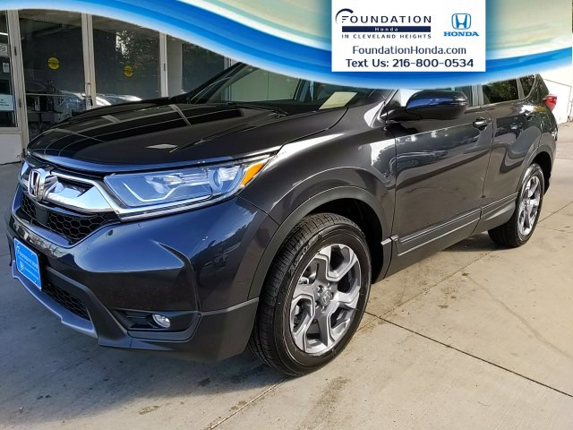 New 2019 Honda CR-V in Cleveland Heights, OH