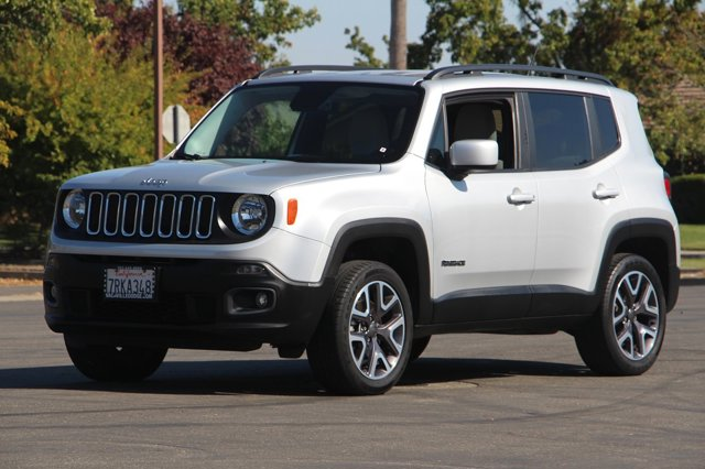 2015 Jeep Renegade Latitude 9