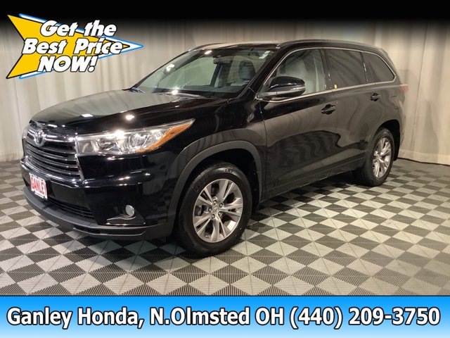 Used 2015 Toyota Highlander in North Olmsted, OH