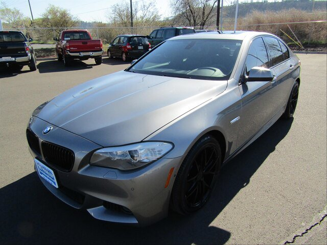 Used 2012 BMW 5 Series in The Dalles, OR