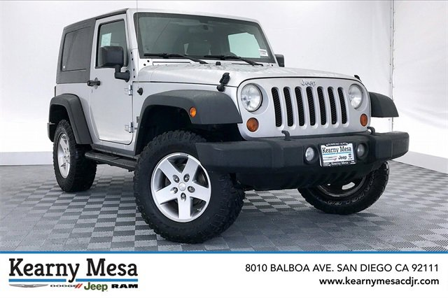 Used 2008 Jeep Wrangler in San Diego, CA