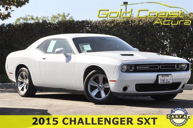 Used 2015 Dodge Challenger in Ventura, CA