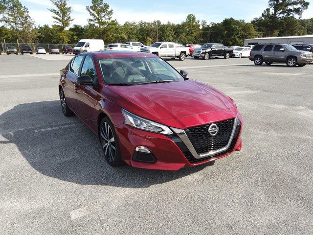 New 2020 Nissan Altima in Waycross, GA
