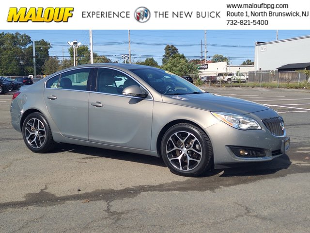2017 Buick Regal Sport Touring SEATS  FRONT BUCKET  with seatback map pockets