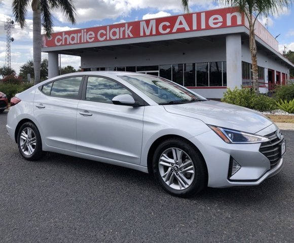 2019 Hyundai Elantra SEL SEL Auto Regular Unleaded I-4 2.0 L/122 [3]