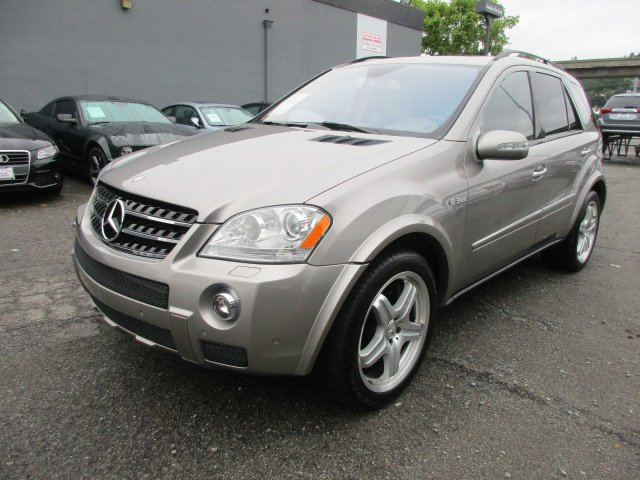 for sale used 2007 Mercedes-Benz M-Class San Rafael CA