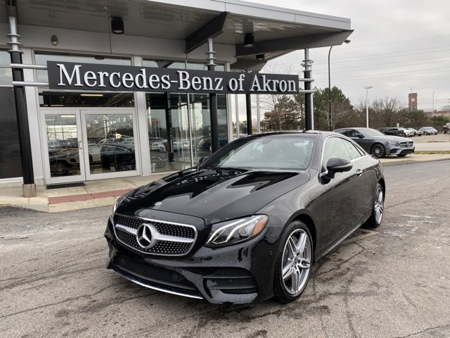 New 2020 Mercedes-Benz E-Class in Cleveland, OH