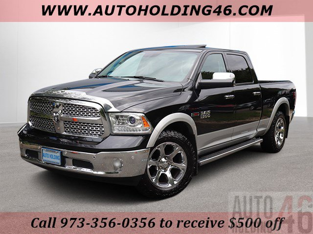 2016 Ram 1500 Laramie GVWR 6 950 LBS 355 REAR AXLE RATIO LOWER TWO-TONE PAINT CONVENIENCE GROU