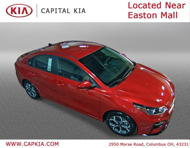 New 2020 KIA Forte in Columbus, OH