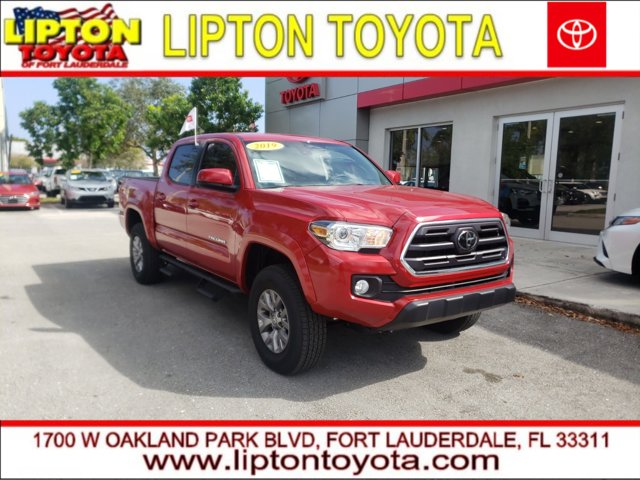 Used 2019 Toyota Tacoma in Ft. Lauderdale, FL