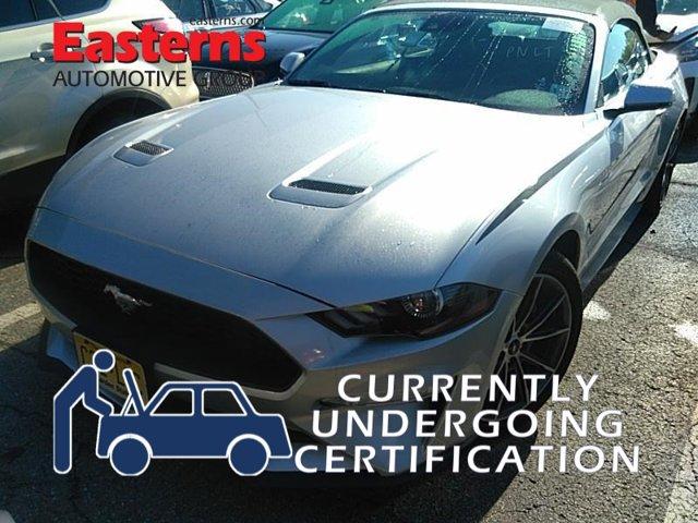 2019 Ford Mustang EcoBoost Premium Plus Convertible
